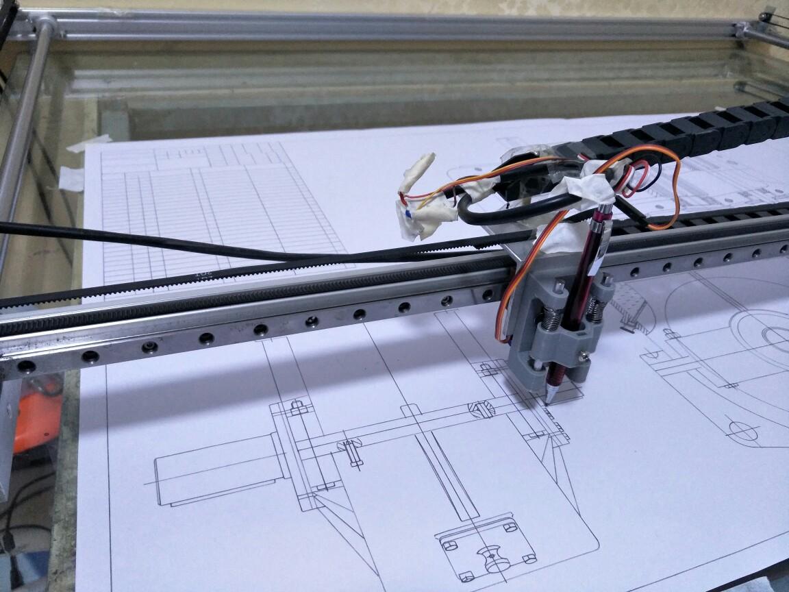 微型轻型线性导轨应用案例之---3D打印机